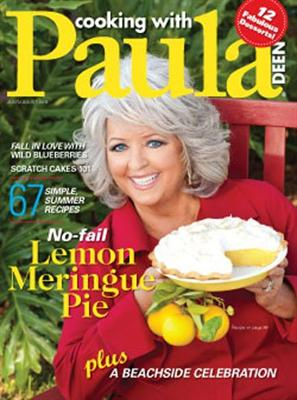 Paula Deen Magazine